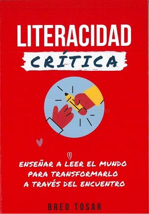 Portada libro Literacidad crítica