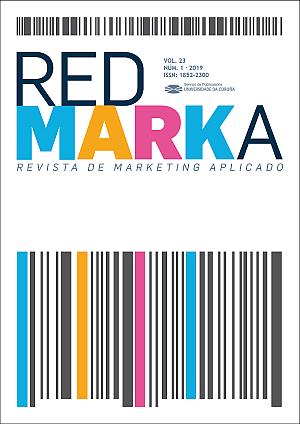 Portada revista Redmarka