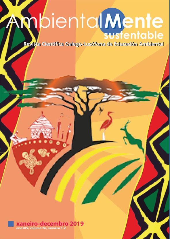 AmbientalMENTE sustentable volumen 26 números 1-2 - Portada